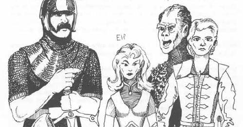 SAVE OR DIE!: AD&D Players Handbook part 10