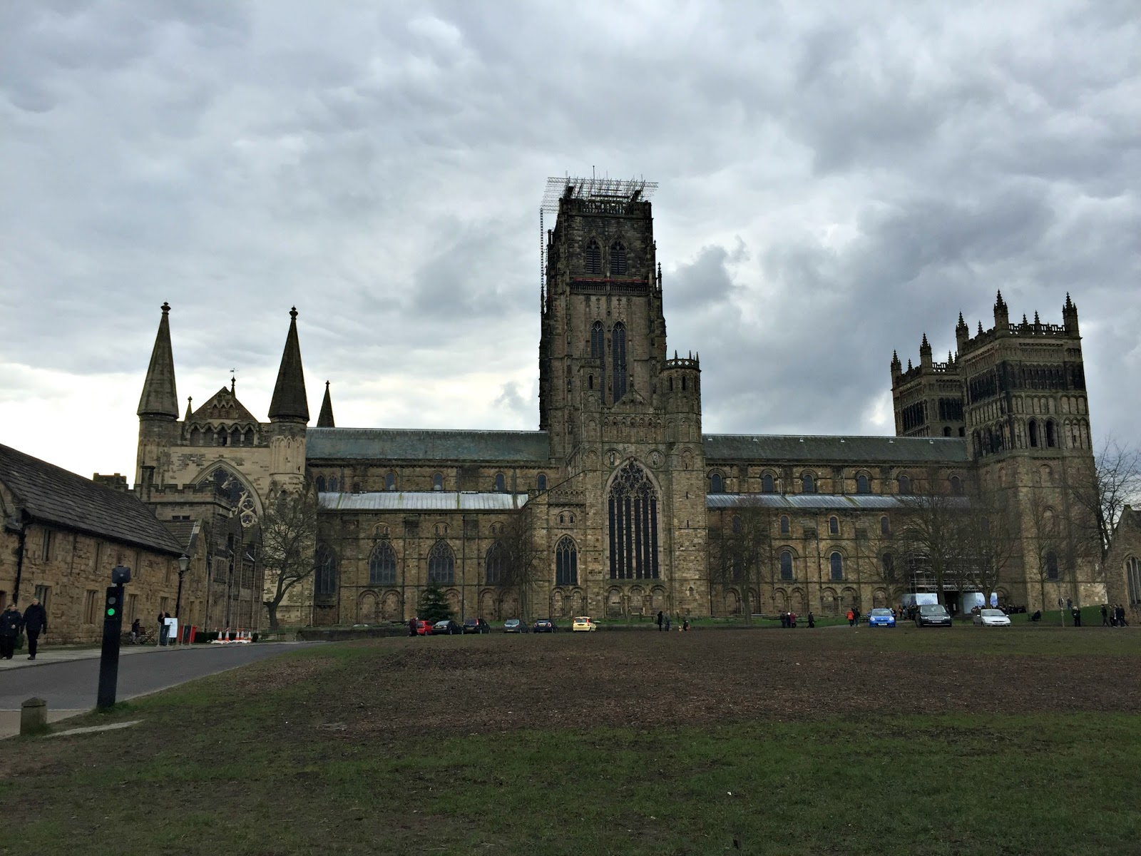 Vegan food in Durham - Durham Cathedral