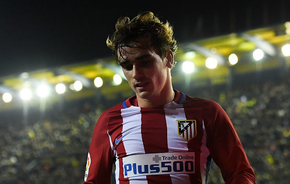Arsenal in link with Antoine Griezmann