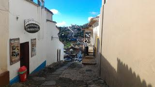 Rua de Ouro Preto - MG