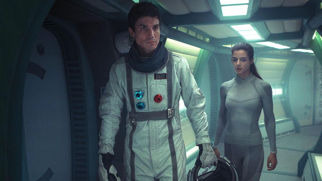 Say; Hello Spaceman: Orbiter 9 (2017)