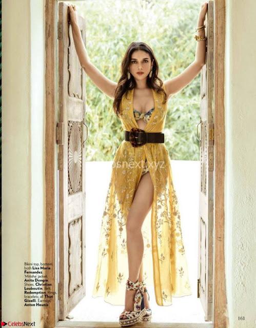Aditi Rao Hydari looks sensual for VOGUE May 2018 ~  Exclusive 001.jpg