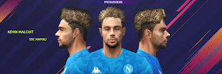 PES 6 Faces Kévin Malcuit by Gabo CR Facemaker
