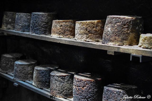Sérac, fromage
