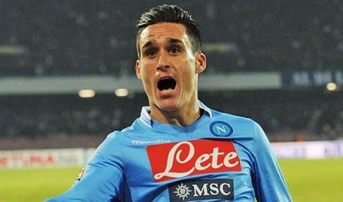 Jose Callejon sẽ ở lại Napoli