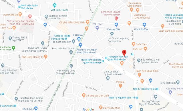 Bán nhà mặt tiền Nguyễn Đình Chính phường 8 quận Phú Nhuận
