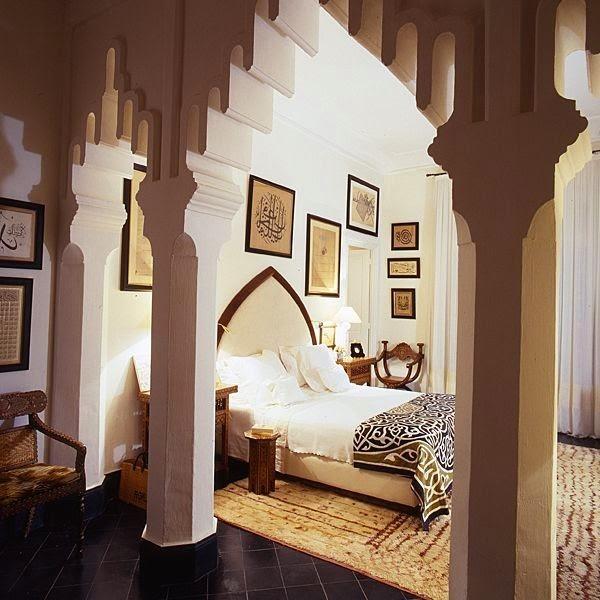 Dormitorios estilo rabe dormitorios colores y estilos - Decoracion arabe dormitorio ...