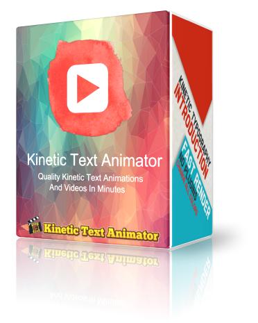 Kinetic Text Animator