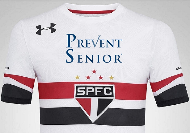 1669b2c2038 Under Armour São Paulo 2016-17 Home Kit Released - Leaked Soccer Cleats