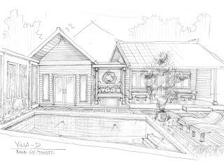 Image Result For Design Villa Minimalis Di Bali