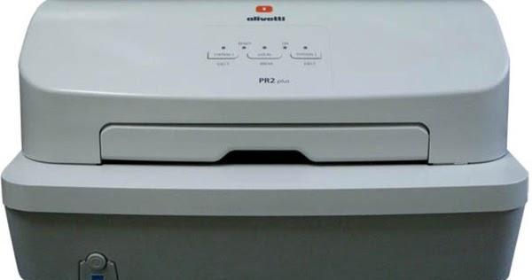 Olivetti pr2 plus passbook printer driver download musics-paint.