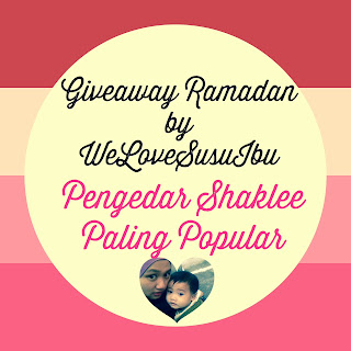giveaway 2014, blog contest, peraduan blog