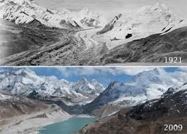 Rivers of Ice: Vanishing Glaciers of the Himalaya