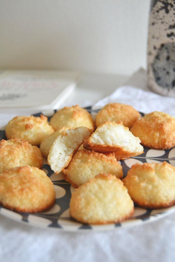 recette sans gluten facile rocher coco