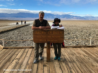 badwater basin, salt creek, borax, death valley national park