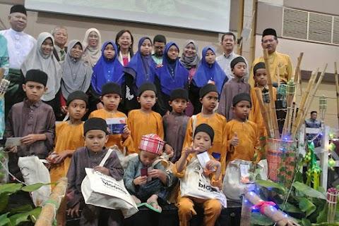 Majlis Berbuka Puasa Pusat Konvensyen Shah Alam (SACC) Bersama-Sama Anak-Anak Yatim