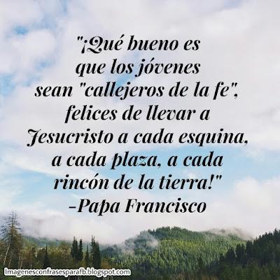 #FranciscoEnChile