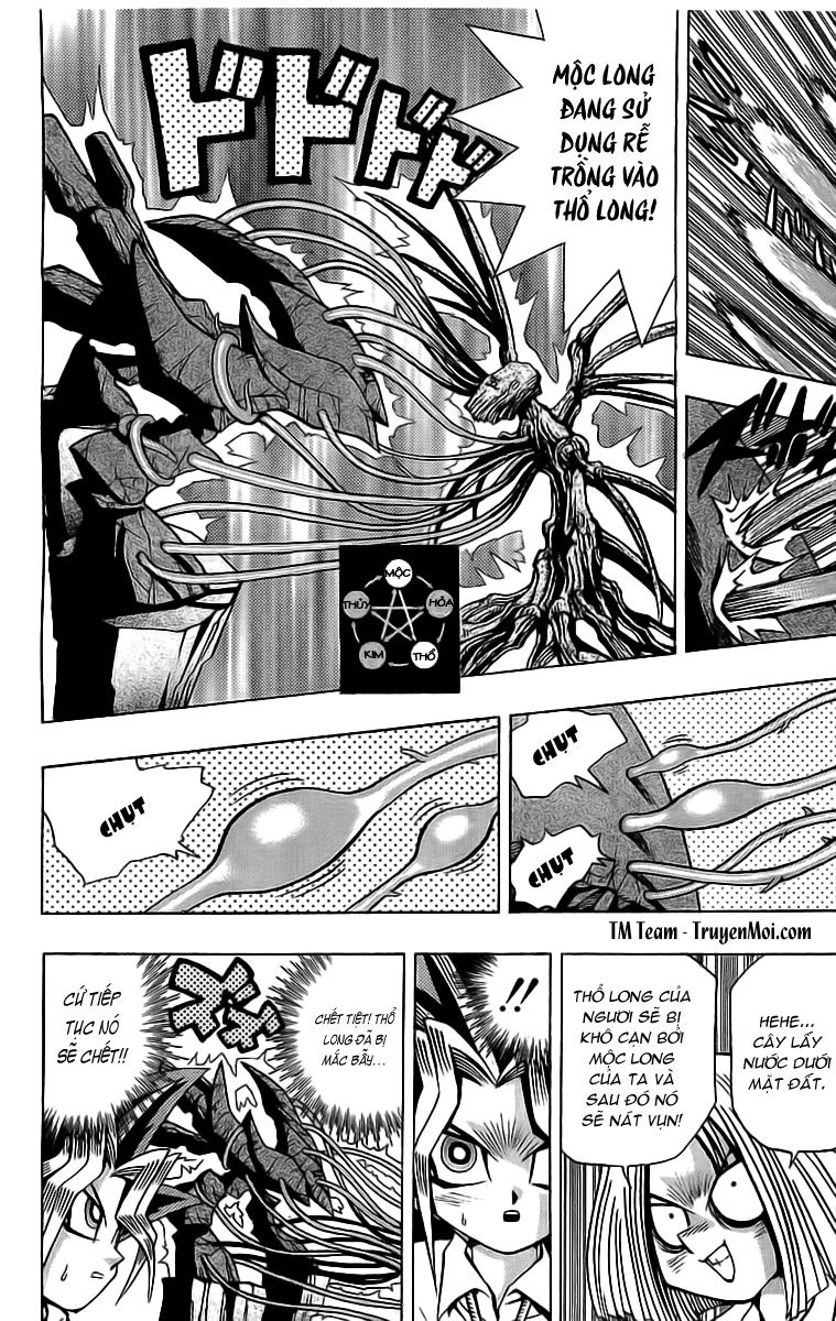 YUGI-OH! chap 47 - long trát phần ii trang 14