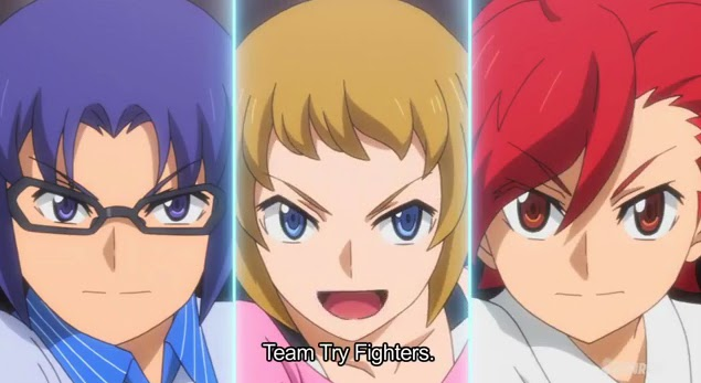 Team Try Fighters