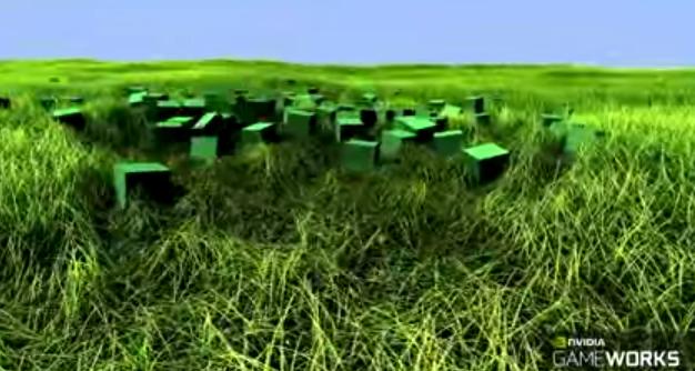 Nvidia Turf Effects