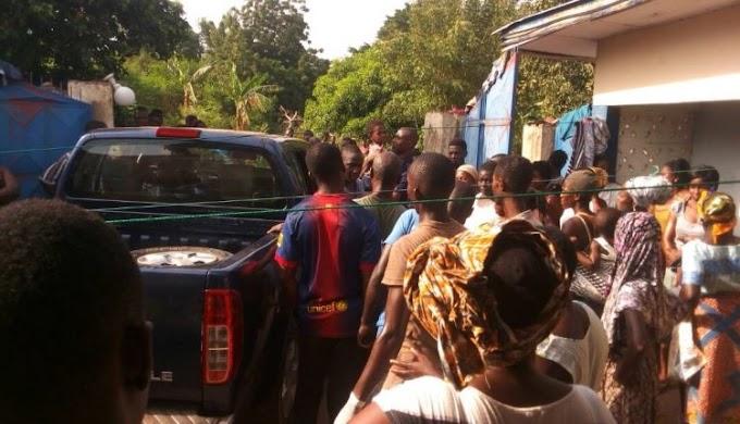 Boy,6, guns down 4yr-old brother in Eastern Region
