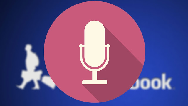 قم بأرسال رسائل صوتية من الكمبيوترعلى دردشة الفيسبوك