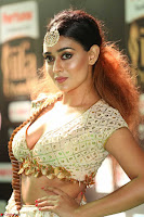Apoorva Spicy Pics in Cream Deep Neck Choli Ghagra WOW at IIFA Utsavam Awards 2017 88.JPG