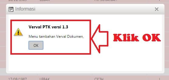 Verval PTK Versi 1.3