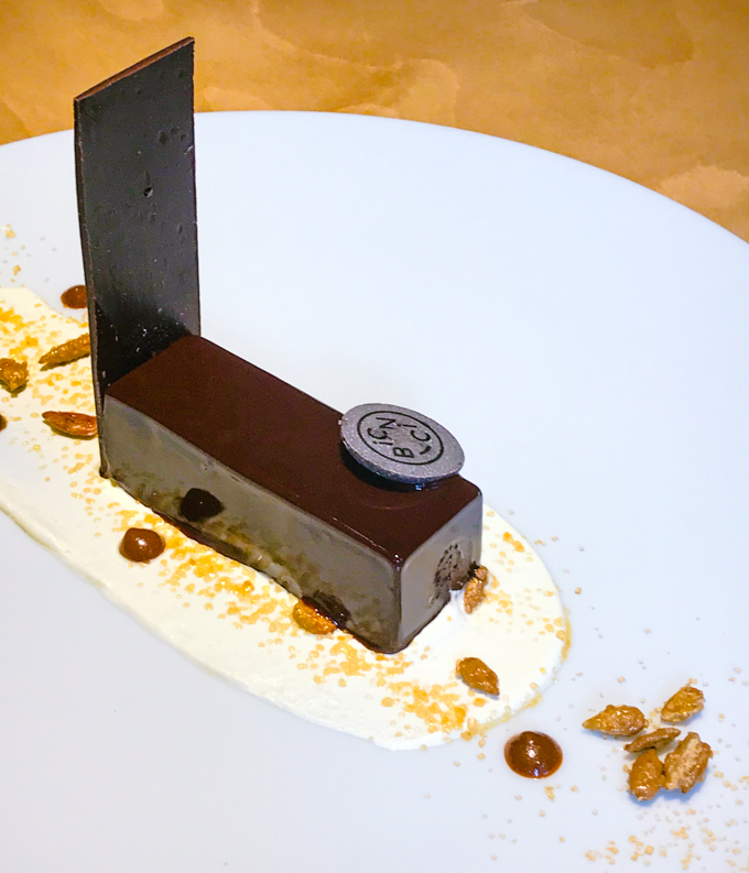 Bicnic cremoso de chocolate