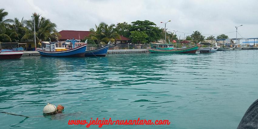 paket wisata royal island resort pulau kelapa 2 hari 1 malam