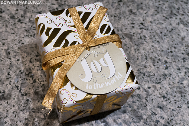 LUSH Joy To The World Gift Set review