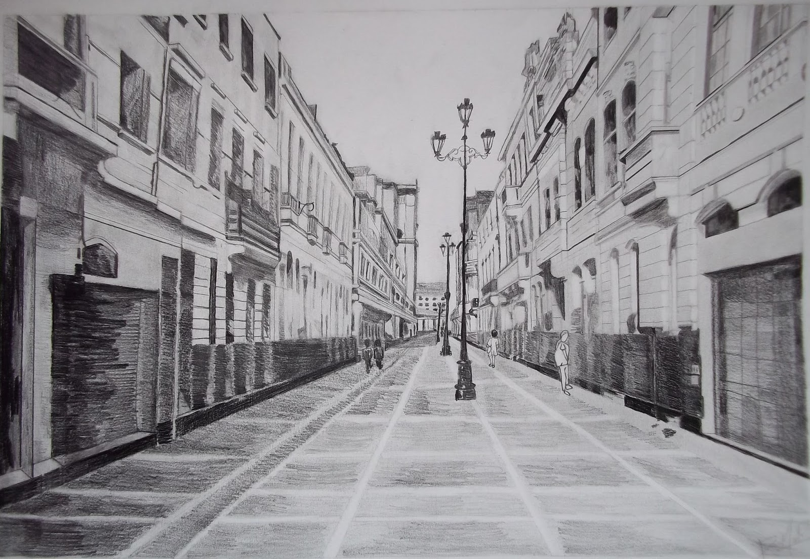 Arquitectura y dise o calles en perspectiva - Arquitectura y diseno ...