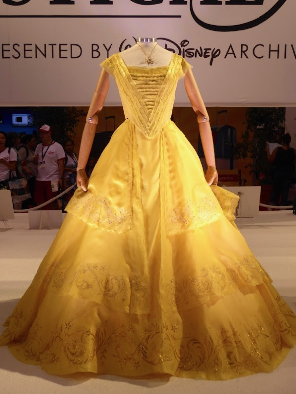 Emma Watson Beauty Beast Belle dress