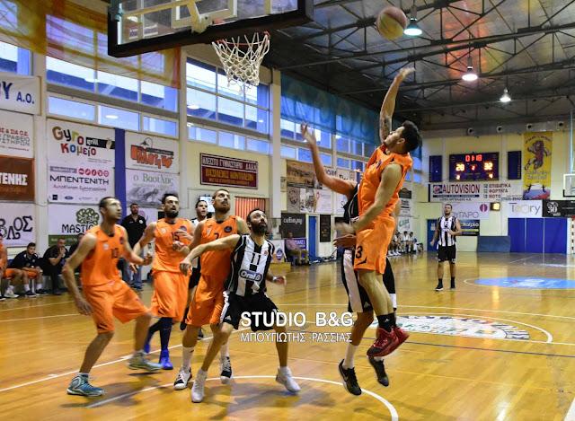 Σπουδαία νίκη του Οίακα Ναυπλίου στην Ακράτα 77 - 73