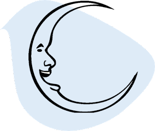 Moon Clipart Free