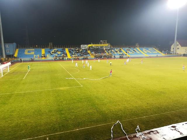 Înfrângere pentru Gaz Metan în primul meci oficial din 2018