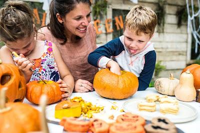 aprender vocabulario en inglés en Halloween