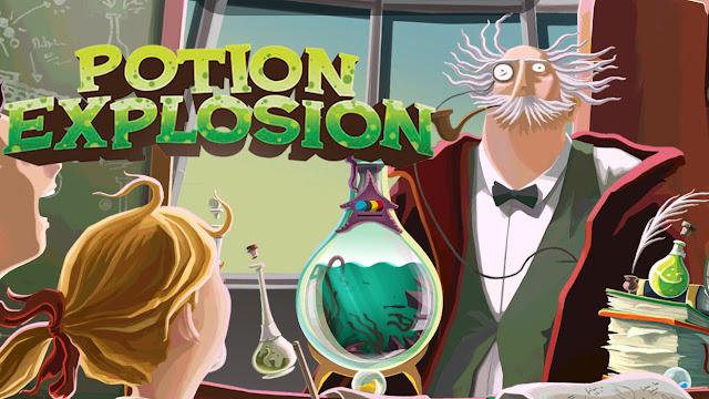 Potion Explosion App Review