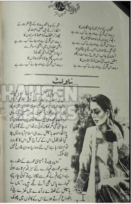 Shehar e dil ka rasta by Tehseen Akhtar Episode 16 Online Reading