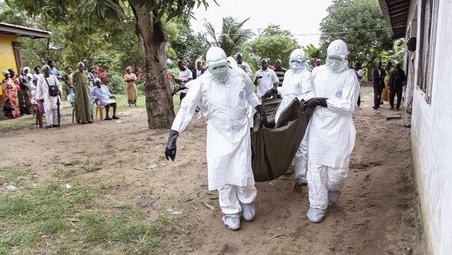 La historia del virus ébola
