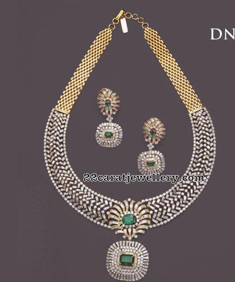 150 Grams Classy Diamond Set