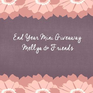 End year Mini Giveaway