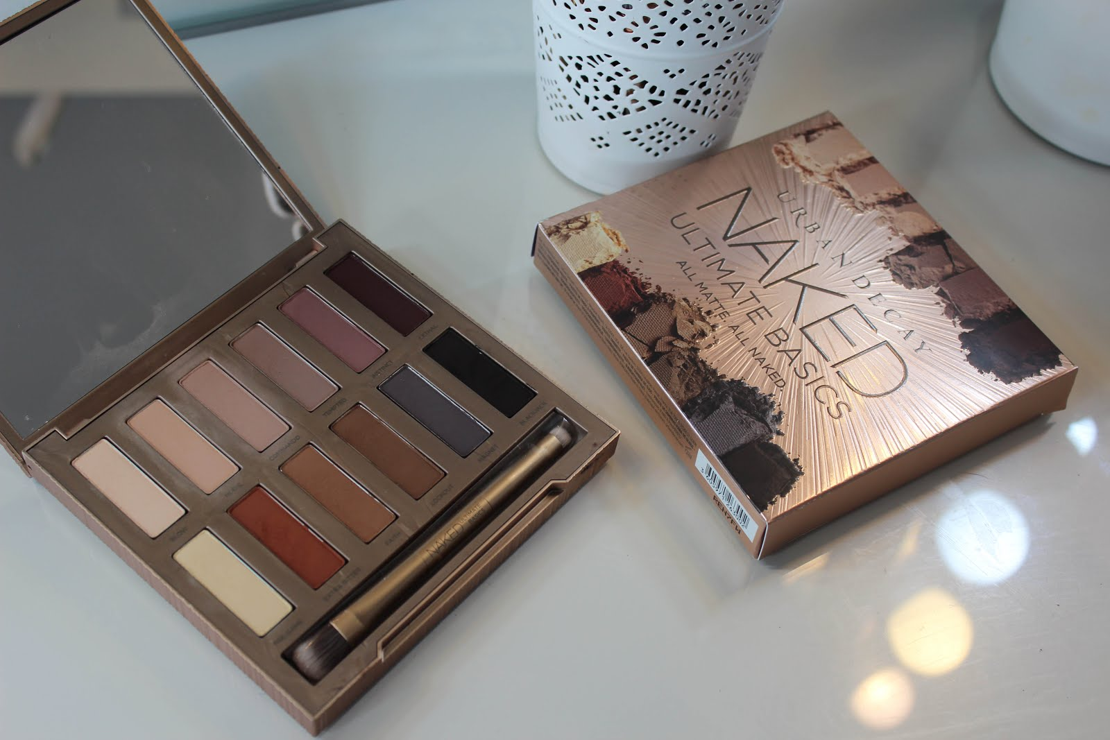 Urban Decay: Paleta Ultimate Basics