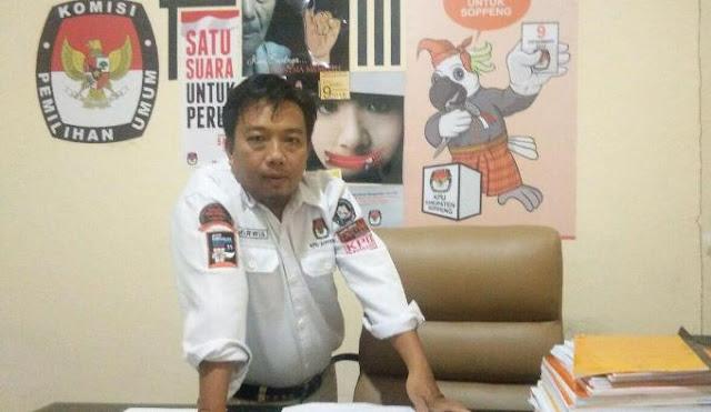 KPU Soppeng Tutup Pendaftaran Calon PPS, Segini Jumlah Pendaftar