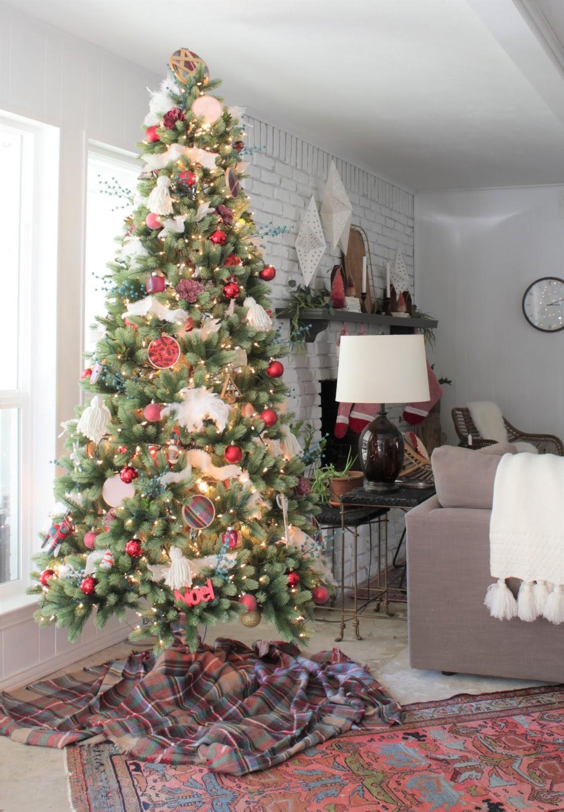 My Home Style: Christmas Tree Edition | House Homemade