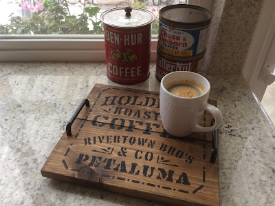 Make your own Coffee Tray