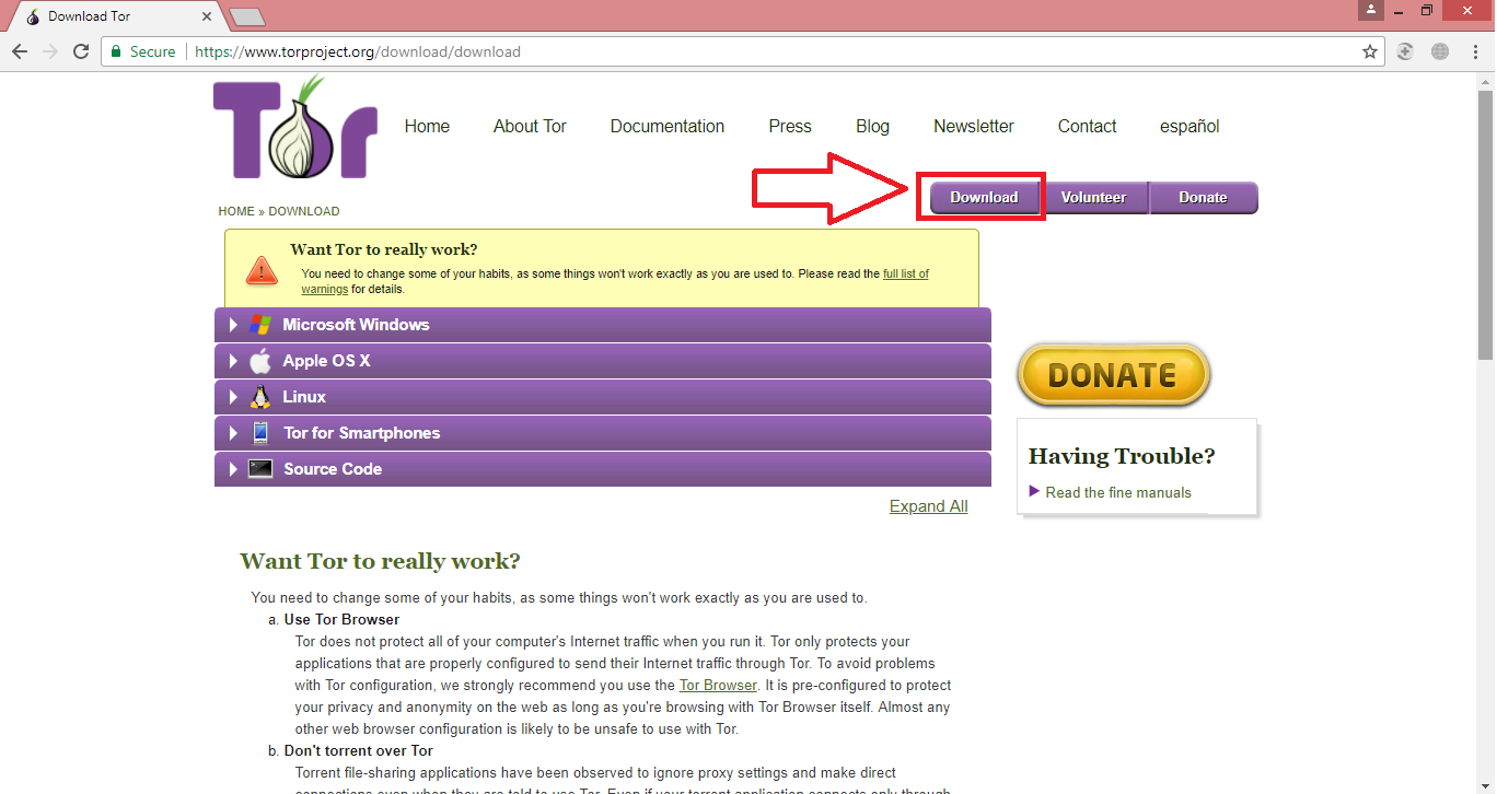 How To Download TOR Browser - GoogleHowDo