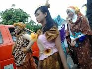 Karnaval Cewek Cantik Batang