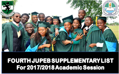 UNN 2018 Fourth JUPEB Supplementary Admission List Out