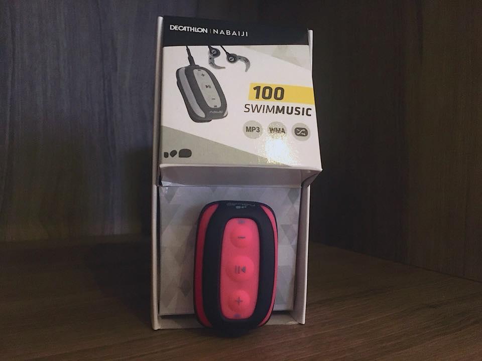 MP3 waterproof Decathlon